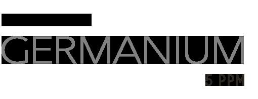 Kolloidales Germanium 5ppm  hergestellt im Hochvolt-Plasmaverfahren